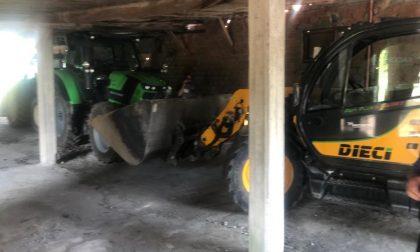 Furto da 150mila euro in cascina: recuperati i mezzi rubati