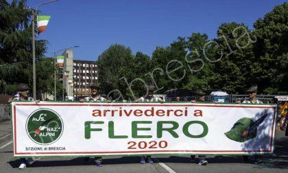 Flero si sarebbe festeggiata questo week end la sezionale degli Alpini