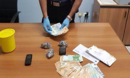 Spacciava marijuana a minorenni: arrestato pregiudicato di 46 anni