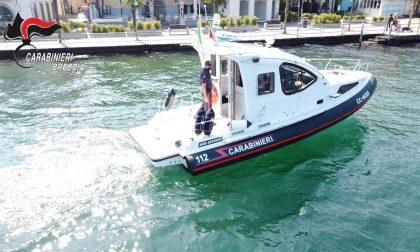 Lago di Iseo: operativa la nuova motovedetta dei Carabinieri