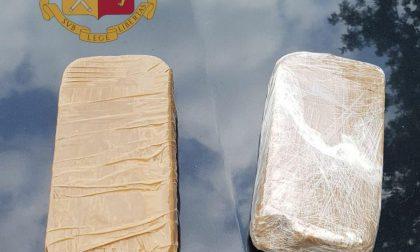 Castenedolo in arresto un 40enne corriere della droga