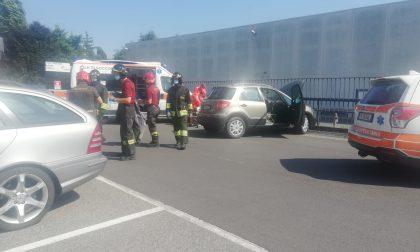 Codice rosso a Rovato: soccorsi in azione per un incidente
