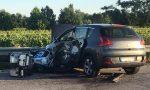 Schianto auto-moto: muore centauro 61enne di Rudiano, gravissima la compagna
