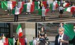 Fratelli d'Italia scende in piazza con i sindaci per protestare contro il Governo