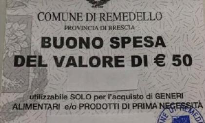Buoni spesa respinti: polemica social a lieto fine