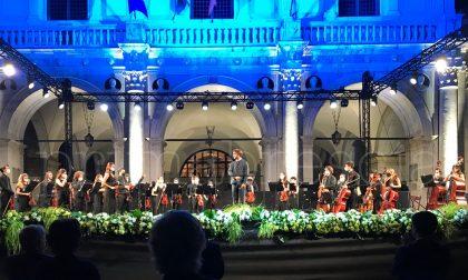Brescia concerto del coraggio e della dedizione