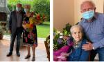 La comunità festeggia due centenarie in un solo giorno