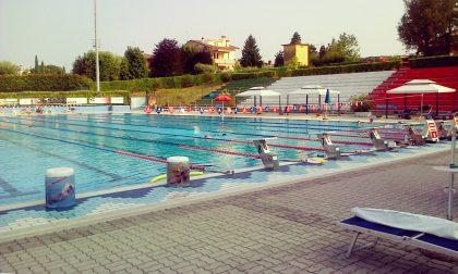Tutto pronto per la riapertura della piscina di Desenzano