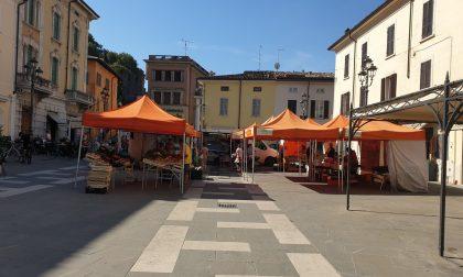Montichiari: il mercato contadino cambia location e scoppia la protesta degli ambulanti