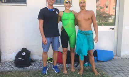 La bagnolese Alice Marini si laurea vice campionessa italiana nei 200 misti