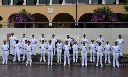 Il Comandante Generale del Corpo delle Capitanerie di Porto in visita a Salò
