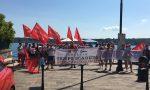 La mobilitazione per la mancata sottoscrizione del Ccnl Sanità Privata arriva a Salò VIDEO