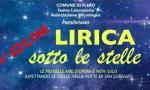 A Flero torna Lirica sotto le stelle