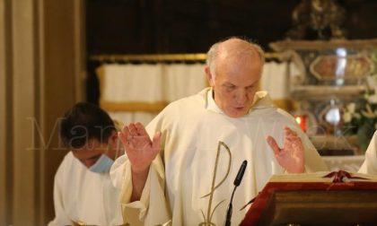 """Don Angelo Scotti lascia Bassano bresciano: """"Non dubitate mai della fede"""""""