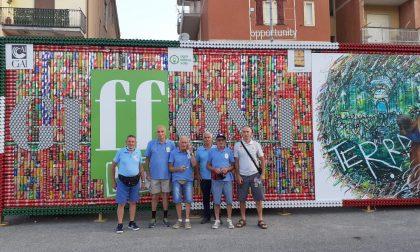 Giffoni film festival: Coccaglio c'è con le lattine solidali