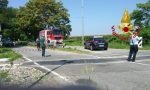 Ferragosto di sangue: 34enne alla guida di un'auto investita da un treno