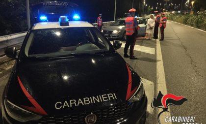 Controlli a tappeto dei carabinieri: multe e patenti ritirate