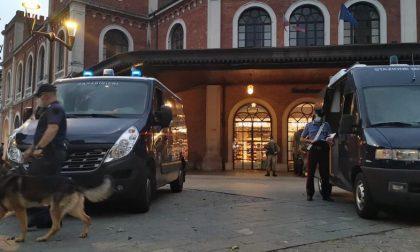 Controlli dell'Arma dei Carabinieri nel capoluogo
