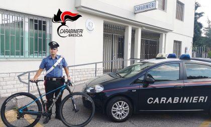 I carabinieri recuperano biciclette rubate e le restituiscono ai legittimi proprietari