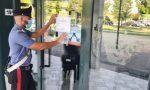 Controlli anti CoVid: i carabinieri chiudono un bar
