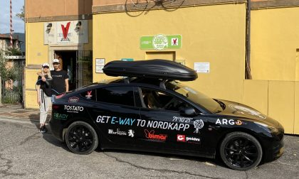 Get e-way to Nordkapp: il viaggio green di Matteo Lanciani
