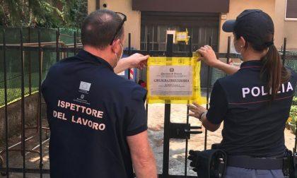 Brescia, chiuso un laboratorio tessile cinese clandestino