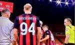 Esordio in serie A per l'erbuschese Marco Brescianini