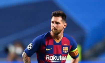 Messi lascia il Barcellona, per lui futuro in Italia?