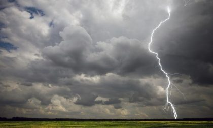 Stop al grande caldo, in arrivo forti temporali: scatta l'allerta meteo
