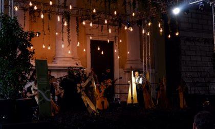 """Celtic Harp Orchestra a Chiari: una straordinaria performance per dire """"grazie"""" FOTO GALLERY"""