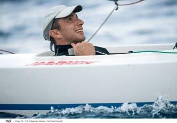 Antonio Squizzato della Canottieri Garda Salò vincitore assoluto a Follonica