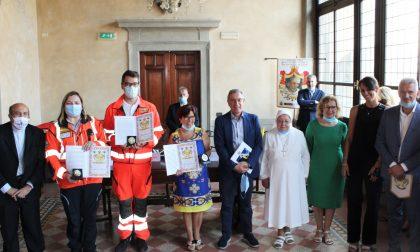 Tappa a Rovato per il Premio cuore d'oro GALLERY