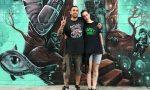 Morgana e Matteo OMP vincono il primo Montichiari Street Art Contest