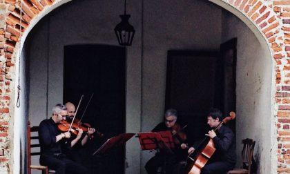 Il Quartetto Infonote a Rivoltella per il Festival Suoni e Sapori del Garda