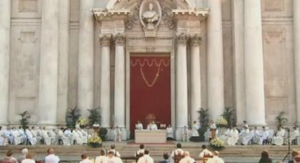 Ordinati in città quattro nuovi sacerdoti bresciani