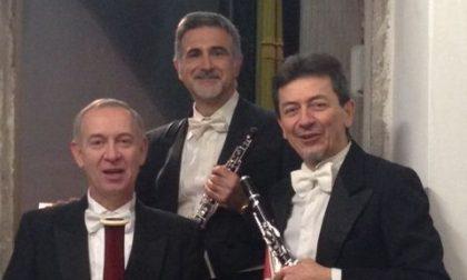 """Ensemble Trio D'Ance a Calvagese per """"Suoni e Sapori del Garda"""""""