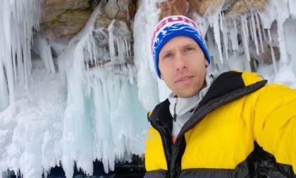 La spedizione sul Bajkal e la salita all'Ebrus: la doppia impresa di  Federico Barucco