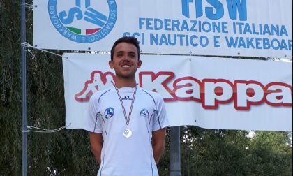 Michele Brignani trionfa ai campionati italiani di sci nautico