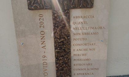 Trafugata croce commemorativa: a Castegnato è caccia al ladro GALLERY