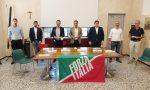 Presentato a Palazzolo il nuovo gruppo di Forza Italia in Consiglio Comunale