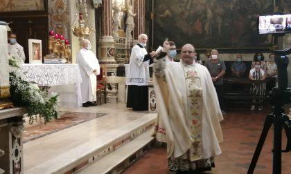 La comunità di Borgo San Giacomo accoglie don Fausto Mussinelli