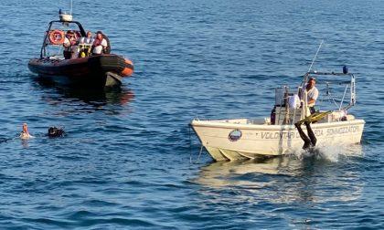 Immersione fatale a Maderno: recupeato un uomo senza vita