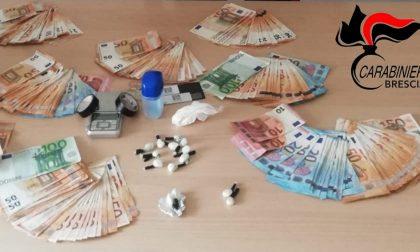 Arrestata coppia per spaccio di stupefacenti