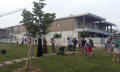 """A Castegnato la terza edizione del """"Parco della vita"""" dedicata ai nuovi nati"""