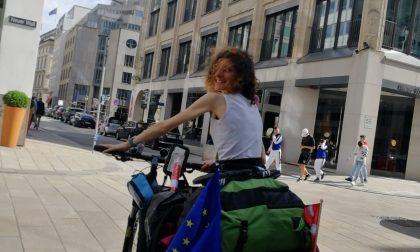 In bici tra Francia, Germania e Danimarca: l'avventura di Simona Bianchi FOTO GALLERY