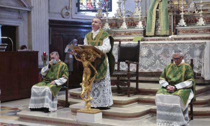 Bagnolo Mella ha salutato don Roberto Bonsi