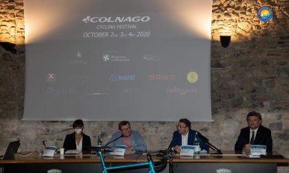 Presentata l'VIII edizione del Colnago Cycling Festival