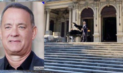 Chiari protagonista in America al convegno con Tom Hanks