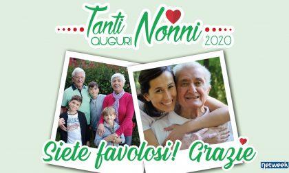 Tanti auguri nonni: fai un augurio speciale grazie al tuo settimanale!
