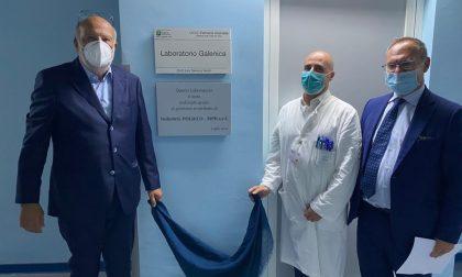 Allestito un nuovo laboratorio agli Spedali Civili grazie alla donazione di una ditta bresciana GALLERY